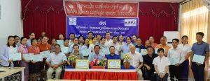 Premières journées d'enseignement neurologique à l'hôpital de Luangprabang, 17-21 septembre 2018.